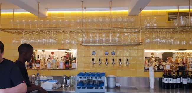 BRM Brass Restoration & Manufacture Bar-Rack-+-Cladding-(-Polished-Brass-)