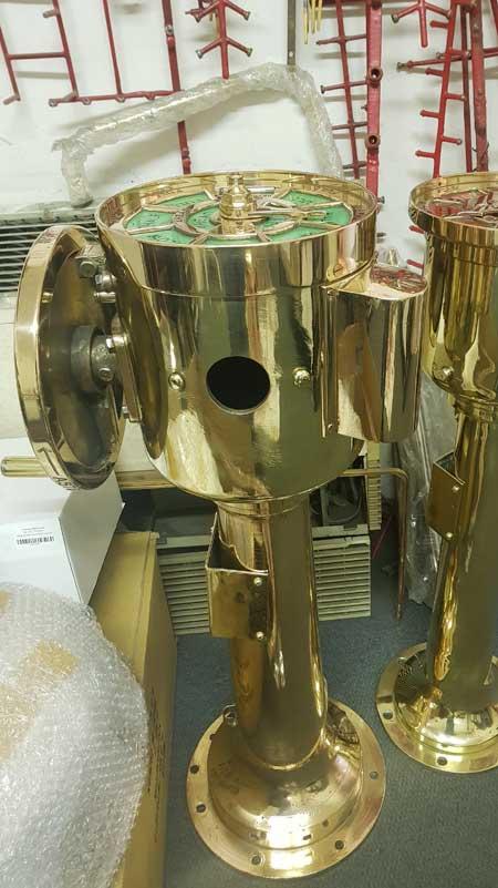 BRM Brass Restoration & Manufacture Restoration-of-Maritime-Items
