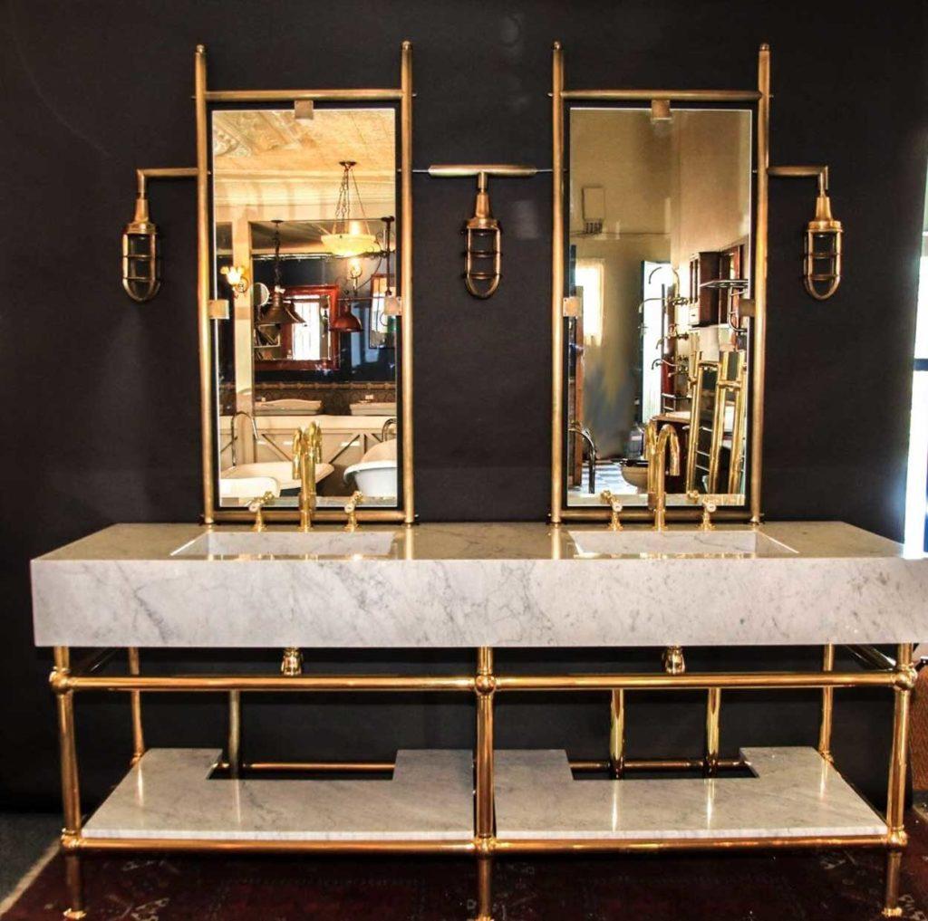 BRM Brass Restoration & Manufacture Vanity