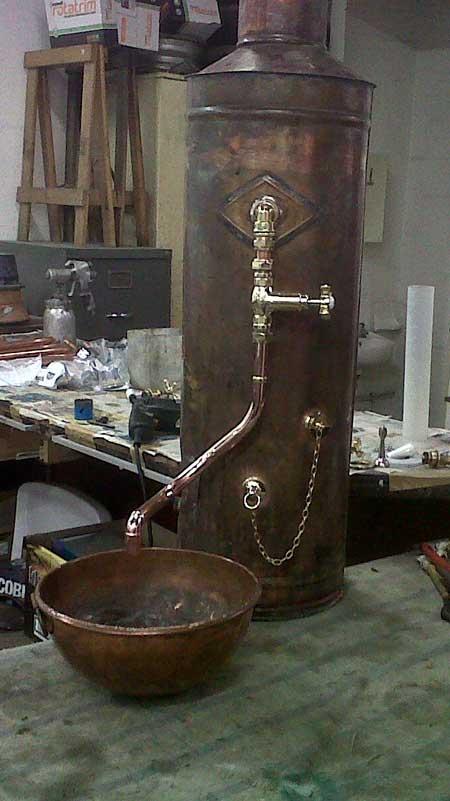 BRM Brass Restoration & Manufacture Water-Heater-1