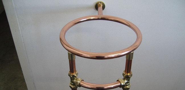 BRM Brass Restoration & Manufacture copbrass-stand